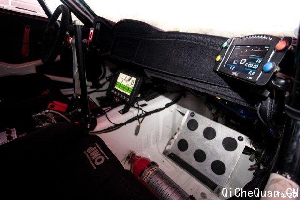 前置后驱 丰田86 cs-r3拉力赛车发布